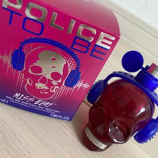 ポリス(POLICE)の【値下げ中】POLICE トゥービー ミス ビート オードパルファム(香水(男性用))