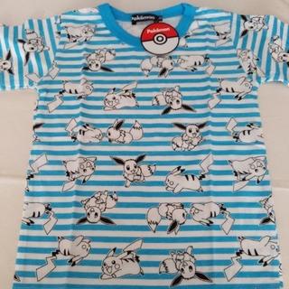 ポケモン(ポケモン)の120センチ ポケモン Tシャツ(Tシャツ/カットソー)