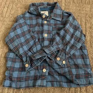 ギャップ(GAP)のGAP チェックシャツ(シャツ/カットソー)