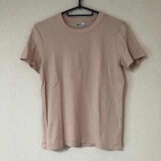 ユニクロ(UNIQLO)の♡美品♡ユニクロ クルーネックTシャツ(Tシャツ(半袖/袖なし))