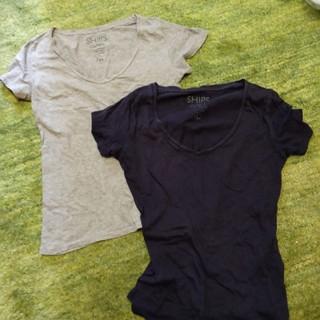 シップス(SHIPS)のSHIPSのティシャツ2枚セット(Tシャツ(半袖/袖なし))