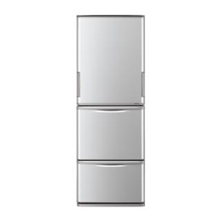 シャープ(SHARP)のSHARP製冷蔵庫 SJ-W352E(冷蔵庫)