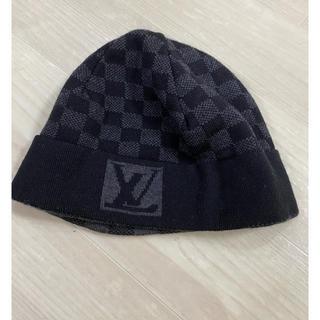 ルイヴィトン(LOUIS VUITTON)のルイヴィトン ニット帽(ニット帽/ビーニー)