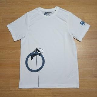 マムート(Mammut)のMAMMUTマムートTシャツ【メンズSサイズ】(Tシャツ/カットソー(半袖/袖なし))