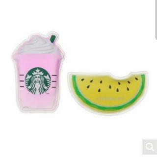 スターバックスコーヒー(Starbucks Coffee)の2019 スタバ 保冷剤(日用品/生活雑貨)
