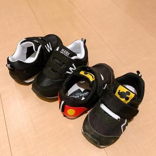 Disney - キッズ 靴 ディズニー 14cm 15cm