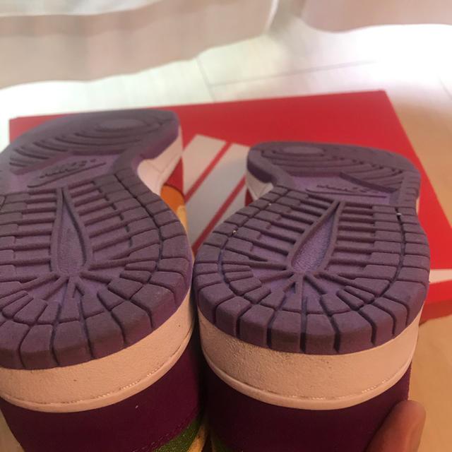 NIKE(ナイキ)の美中古 nike dunk low sp viotech 27.0cm メンズの靴/シューズ(スニーカー)の商品写真