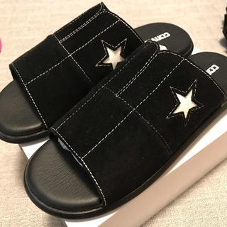 コンバース(CONVERSE)のconverse addict one star sandal 27.0cm(サンダル)