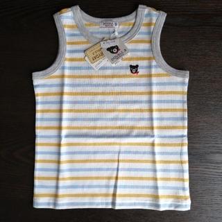 ダブルビー(DOUBLE.B)の【アウトレット品】シミあり!!ダブルB タンクトップ(Tシャツ/カットソー)