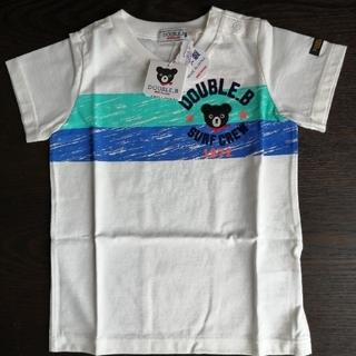 ダブルビー(DOUBLE.B)の【アウトレット品】ダブルB半袖(Tシャツ/カットソー)