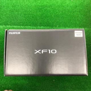 富士フイルム - 富士フイルム デジタルカメラ FX-XF10 (ゴールド)