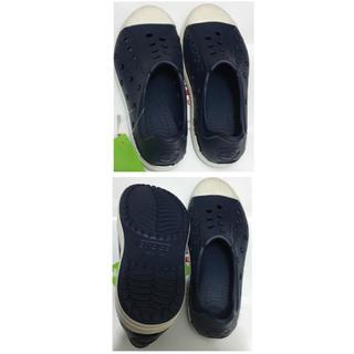 crocs - クロックス 18センチ 結ばない靴ひものおまけ付 (色が選べます)