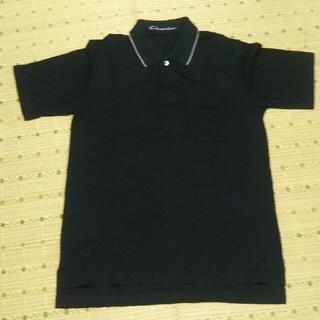 シャルレ(シャルレ)のシャルレ ポロシャツ黒(ポロシャツ)