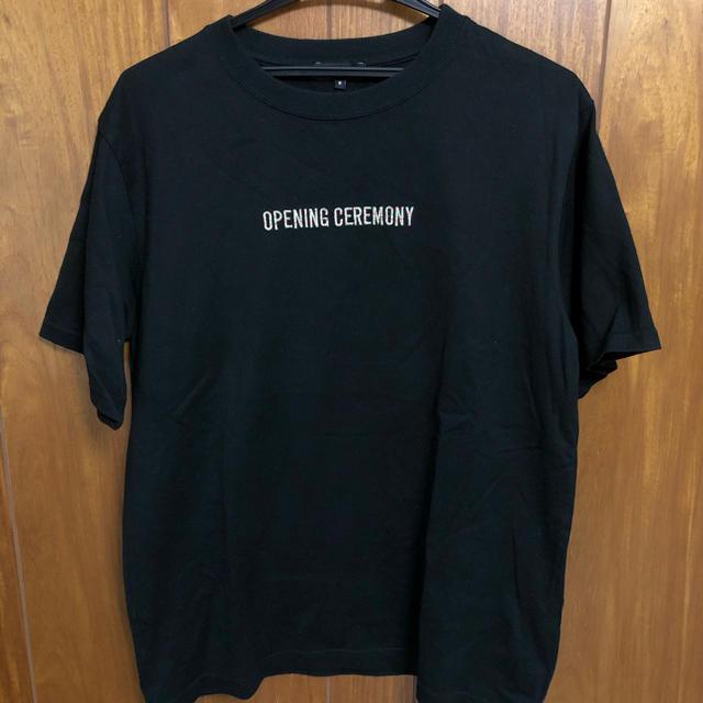 OPENING CEREMONY(オープニングセレモニー)のopening ceremony Tシャツ レディースのトップス(Tシャツ(半袖/袖なし))の商品写真