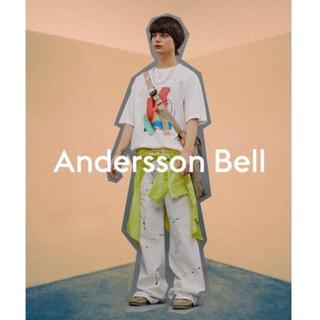 【新品】ANDERSSON BELL 20ss フィルムアーカイブtシャツ(Tシャツ/カットソー(半袖/袖なし))