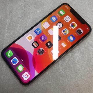 アイフォーン(iPhone)のSIM FREE iPhone X 64GB ジャンク aki566 (スマートフォン本体)
