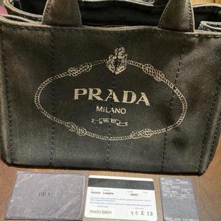 プラダ(PRADA)のPRADA カナパ(ハンドバッグ)