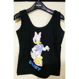 ディズニー(Disney)のディズニー/DAISYタンクトップ(カットソー(半袖/袖なし))
