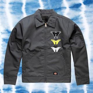 シュプリーム(Supreme)のfuneral 別注 dickies work jackets 40/40(ブルゾン)