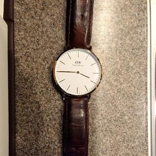ダニエルウェリントン(Daniel Wellington)のダニエルウエリントン 腕時計(腕時計(アナログ))