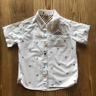 バックナンバー(BACK NUMBER)の子ども服 シャツ 110 男の子(Tシャツ/カットソー)