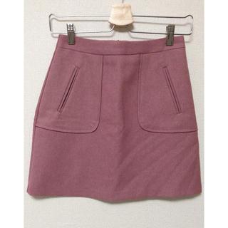 ケイティー(Katie)のピンク スカート(ミニスカート)