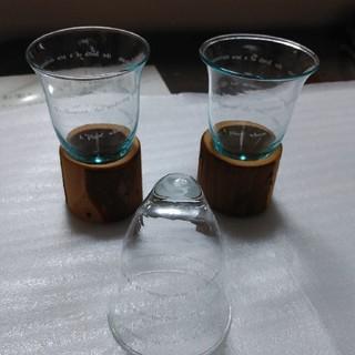 フェリシモ(FELISSIMO)の7月まで フェリシモ ポエム グラス(グラス/カップ)