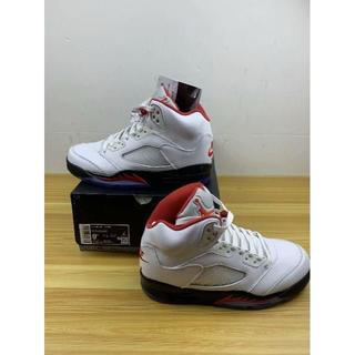 NIKE AIR JORDAN 5 FIRE RED 26.5cm(スニーカー)