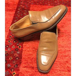 ステファノベーメル(STEFANO BEMER)のステファノベーメルStefano Bemer ローファー 靴 スリップオン(スリッポン/モカシン)