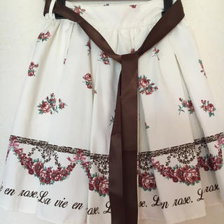 アンクルージュ(Ank Rouge)のAnk Rouge スカート(ひざ丈スカート)
