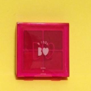 エヌエムビーフォーティーエイト(NMB48)の新品 B IDOL  THEアイパレ 03 秘密のオレンジ(アイシャドウ)