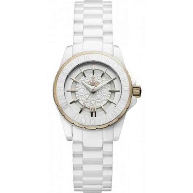 Vivienne Westwood(ヴィヴィアンウエストウッド)の人気品薄【新品未使用】ヴィヴィアンウエストウッド 腕時計 レディースのファッション小物(腕時計)の商品写真