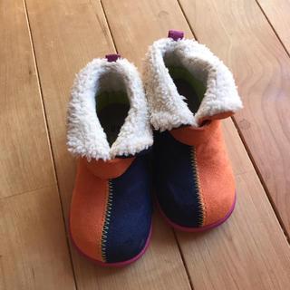 イフミーショートブーツ14cm(ブーツ)