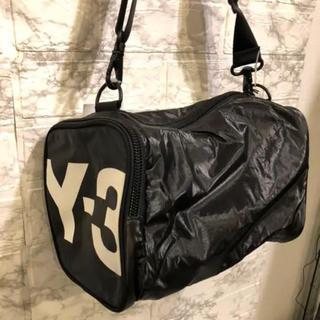 ワイスリー(Y-3)のY3 Y-3 ワイスリー バッグ bag ミニジム ボストン カバン(ショルダーバッグ)