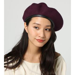 ローリーズファーム(LOWRYS FARM)の即購入可〇   LOWRYSFARM   フェルトベレー(ハンチング/ベレー帽)