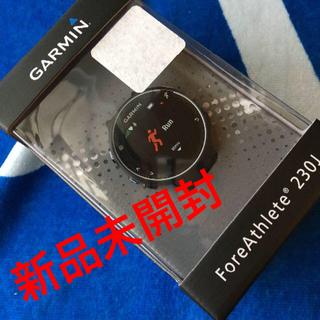 GARMIN - GARMIN フォアアスリート230J ランニングウオッチ