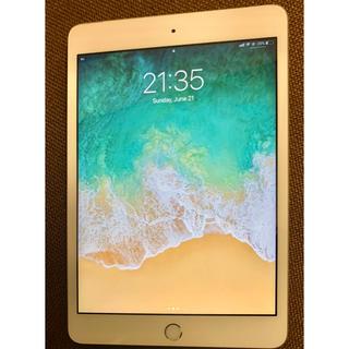 アイパッド(iPad)のiPad mini3 16GB (cellular - unlocked) 箱付(スマートフォン本体)