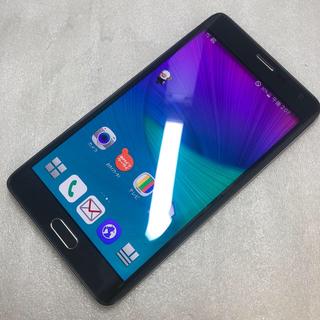 ギャラクシー(Galaxy)のドコモ GALAXY Note Edge  SC-01G ジャンク aki573(スマートフォン本体)