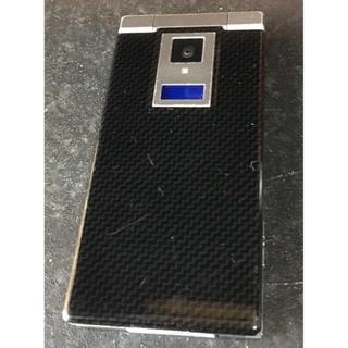 パナソニック(Panasonic)の●docomoガラケー P703iμ パナソニック(携帯電話本体)