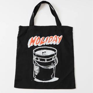 ホリデイ(holiday)のHOLIDAY LOOPHOLE BAG  トートバッグ(トートバッグ)