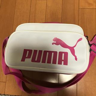 プーマ(PUMA)のプーマ エナメルバッグ(その他)