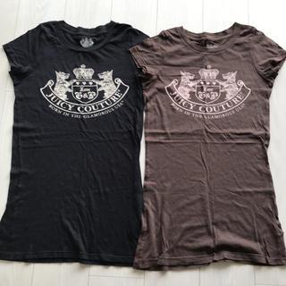 ジューシークチュール(Juicy Couture)のジューシークチュールテイシャツ二枚組(Tシャツ(半袖/袖なし))