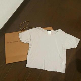 スタニングルアー(STUNNING LURE)の新品未着用!スタニングルアー  M  (Tシャツ(半袖/袖なし))