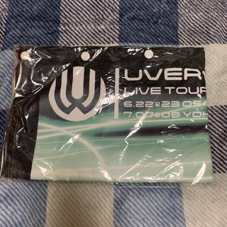 UVERworld/フード付タオル(ミュージシャン)