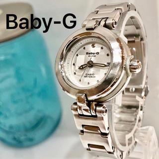 ベビージー(Baby-G)ののえみ様 baby-g 腕時計 レディース腕時計 新品電池 美品 102(腕時計)
