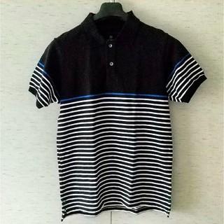 ユニフォームエクスペリメント(uniform experiment)の美品 uniform experiment UE ポロシャツ Mサイズ SOPH(ポロシャツ)