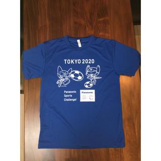 パナソニック(Panasonic)のTOKYO 2020 Panasonic Tシャツ(Tシャツ/カットソー(半袖/袖なし))