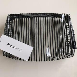 Francfranc - フランフラン ビニールポーチ
