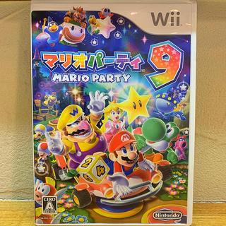 ニンテンドウ(任天堂)のマリオパーティ 9 Wii(家庭用ゲームソフト)