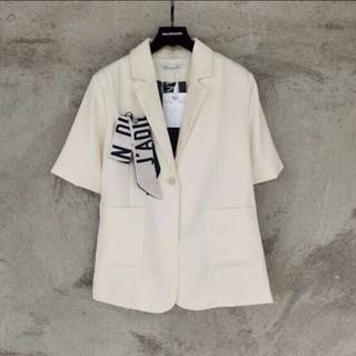 Christian Dior - スカーフ付きスーツ